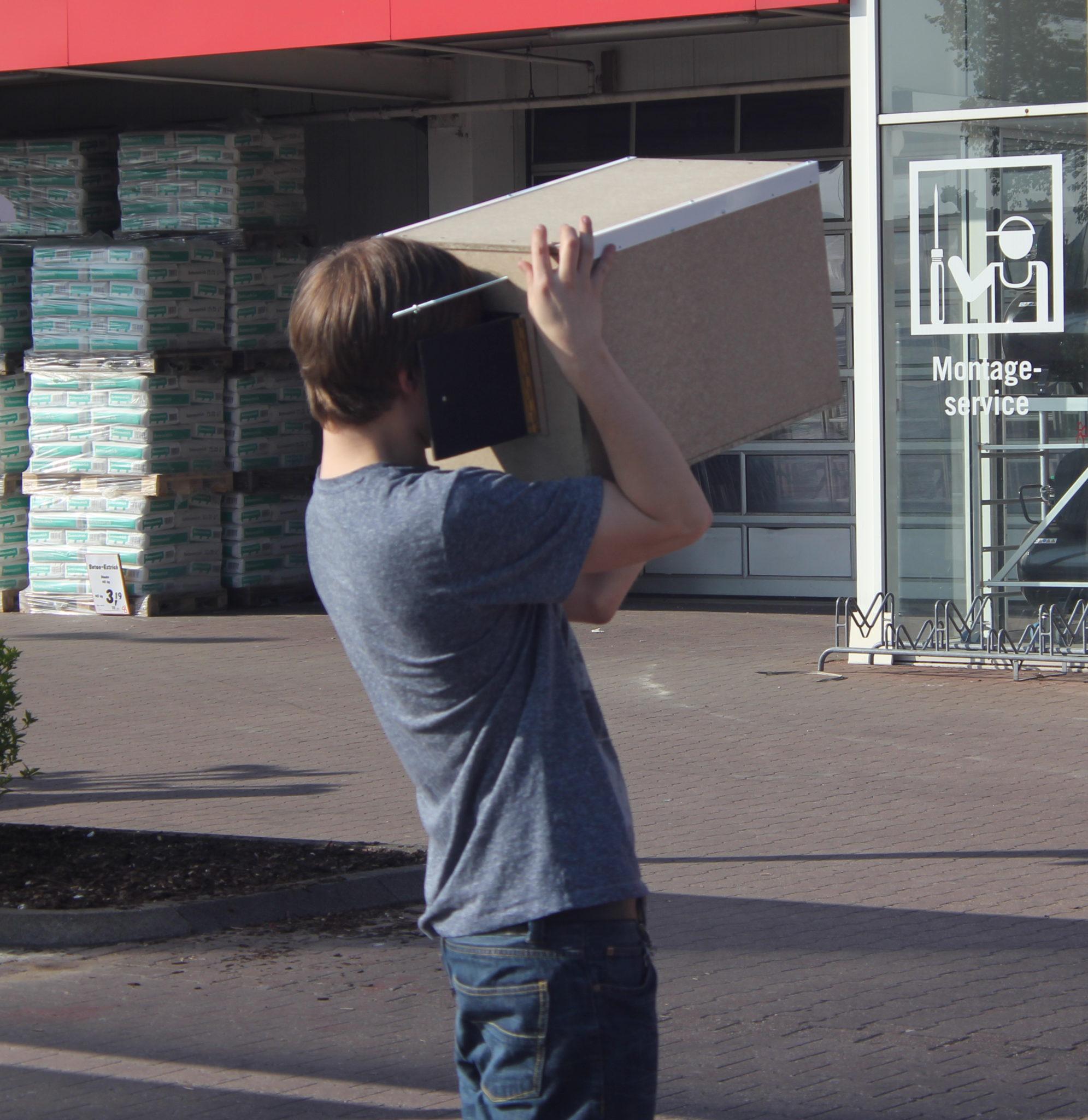 Fotografieren mit der Boxkamera